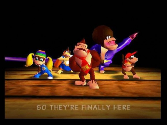 Donkey Kong 64 Remade In Unreal Engine 4