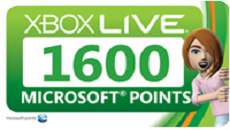 EXCLUSIVE: Enter to Win 1600 Microsoft Points!