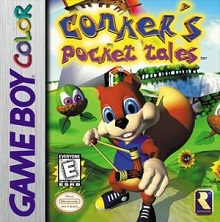 Conker's Pocket Tales: The Official Story