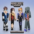 Minecraft Skin Pack 2 is Now Available