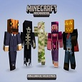 Minecraft Halloween Skin Pack Available Today