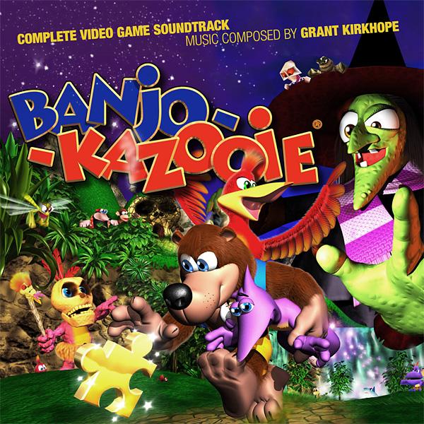 Official Banjo-Kazooie Soundtrack Available For Download – RareFanDaBase