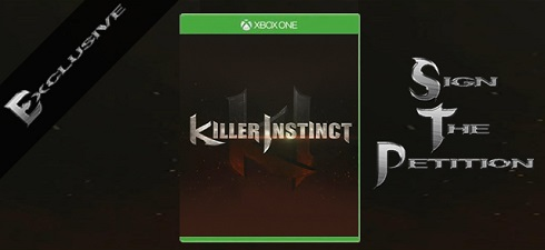 Petition: Release Retail Version Of Killer Instinct For Xbox One