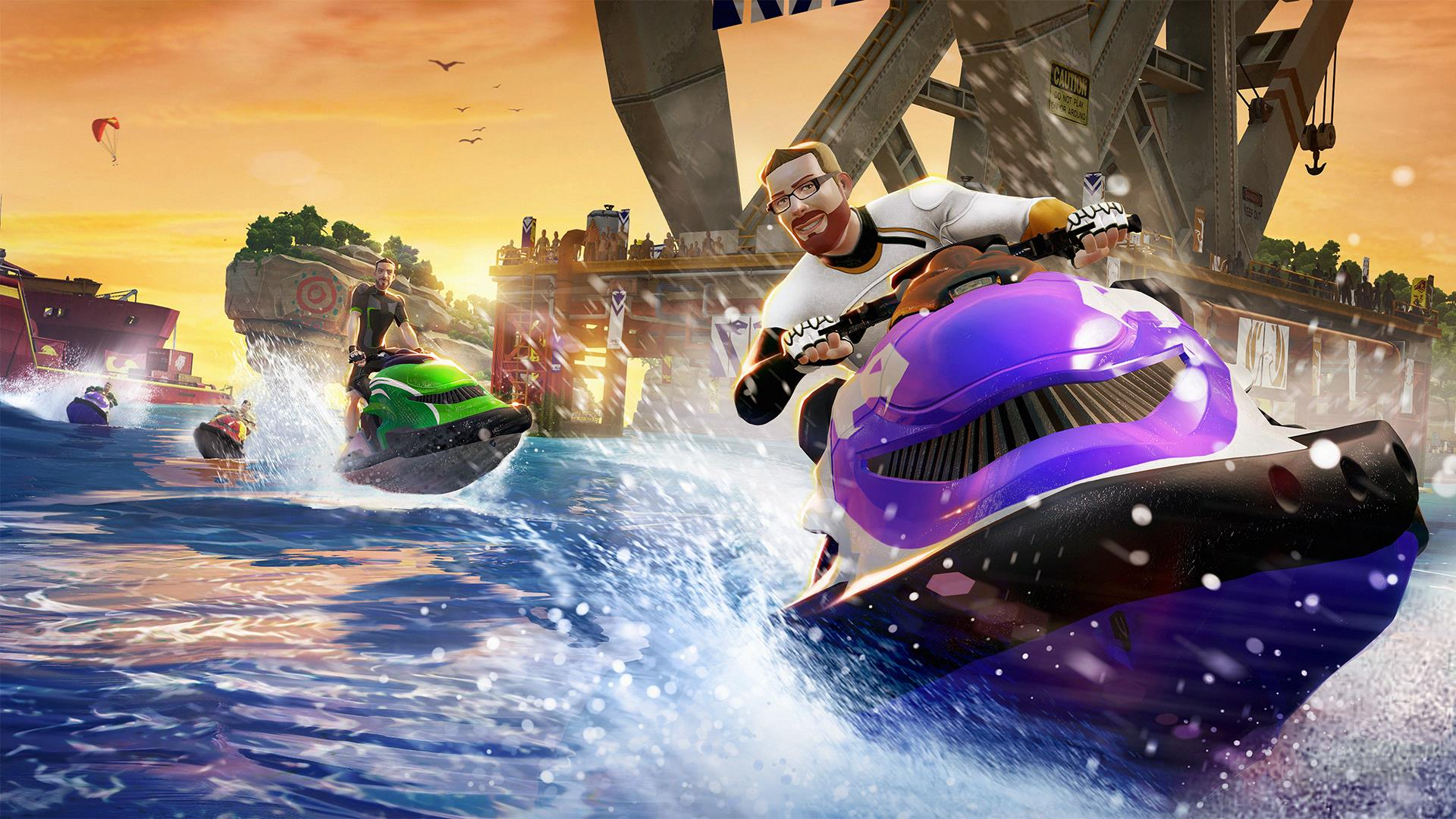 Kinect Sports Rivals – RareFanDaBase