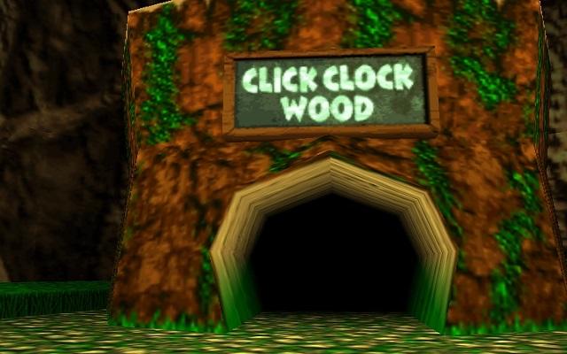 EXCLUSIVE: Rare Revisits- Click Clock Wood