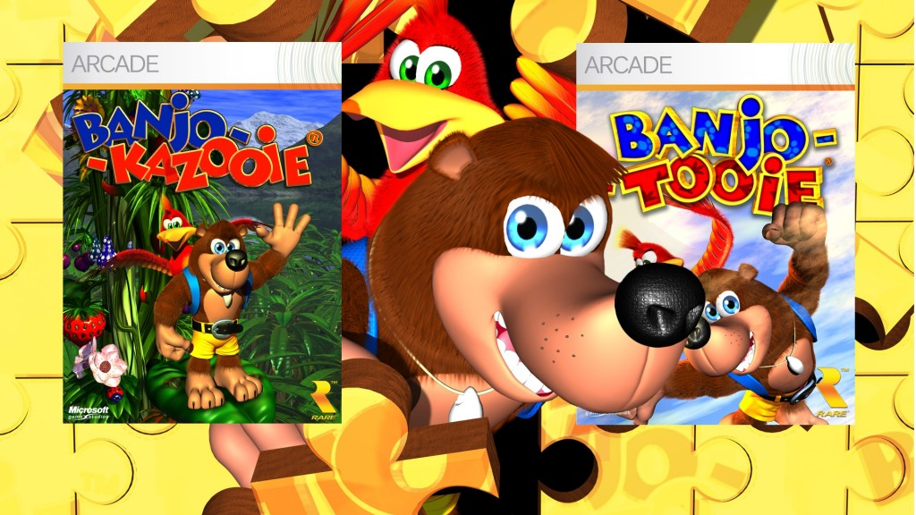 Banjo Games Bundle