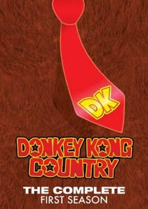 DKC Season 1 DVD