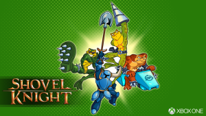 Battletoads Shovel Knight