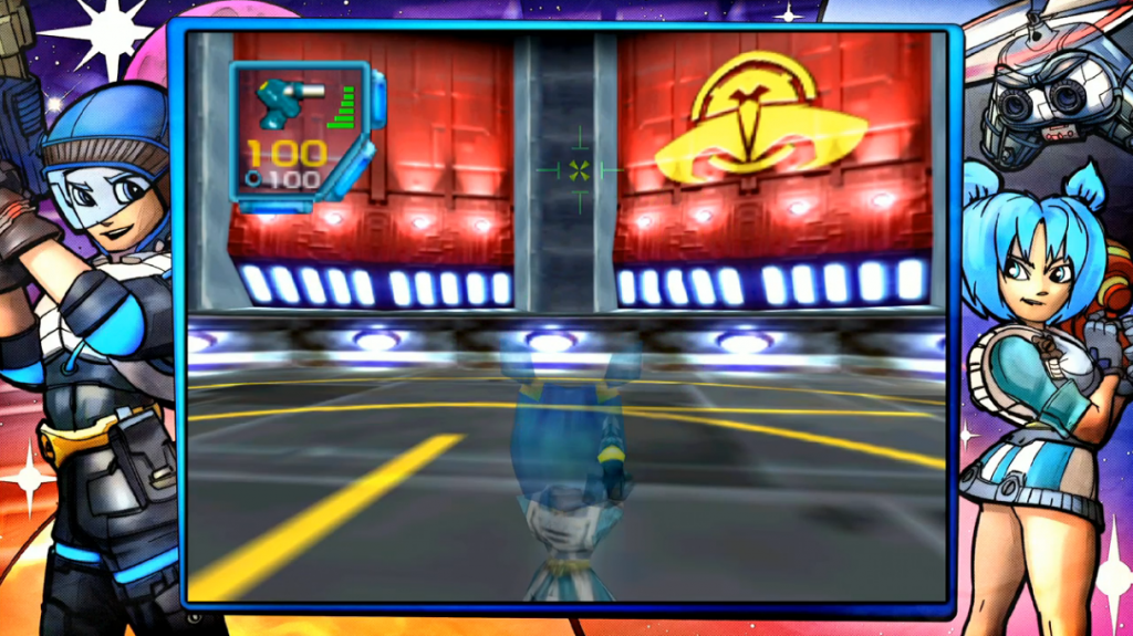 Jet Force Gemini Will Have Dual Analog Controls