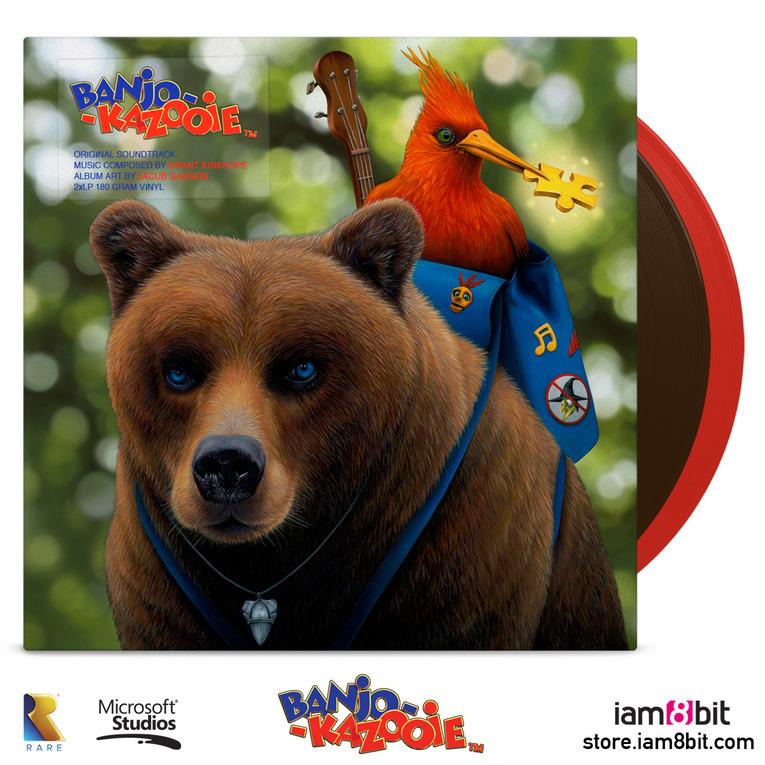 Banjo Vinyl Cover