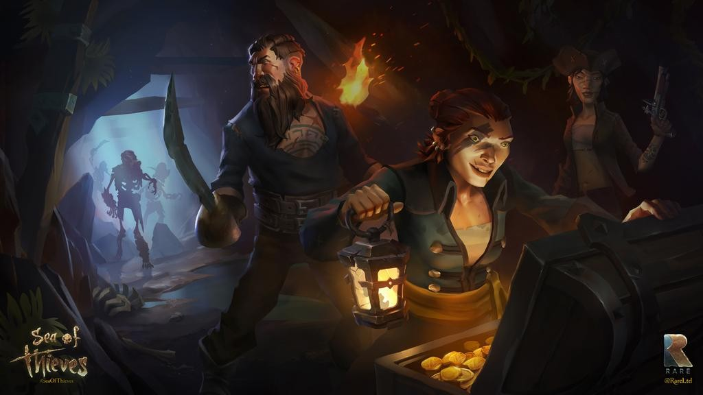 New Sea Of Thieves Art