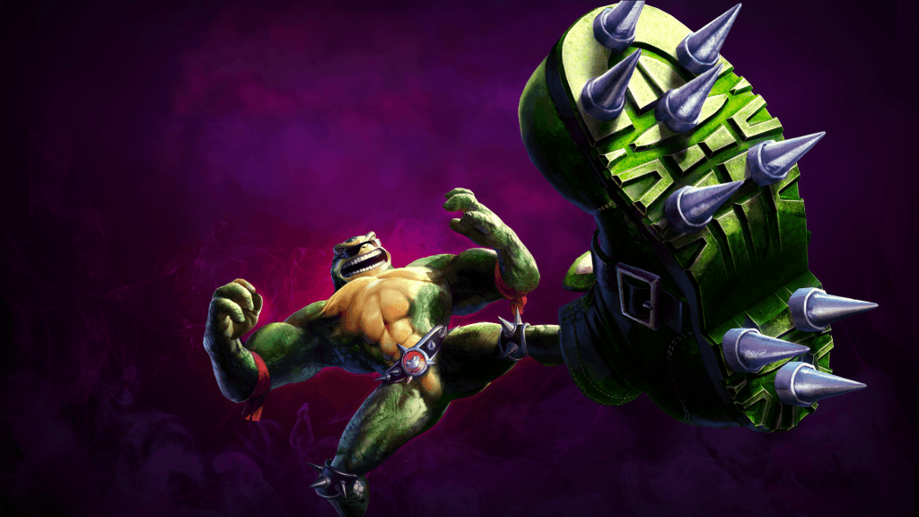 Rash From Battletoads Available In Killer Instinct Now For A Limited Time