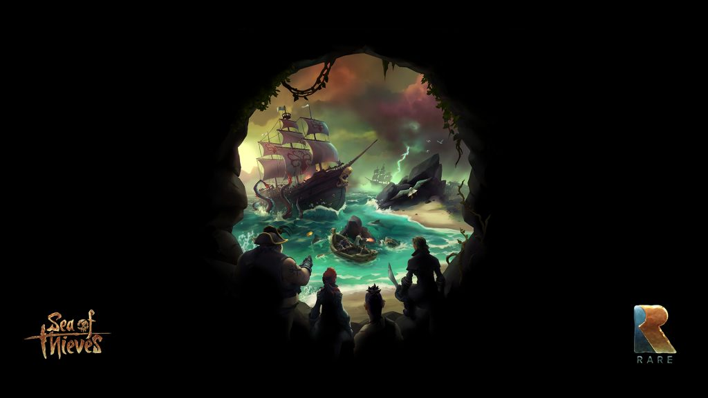 Sea of Thieves Short Haul Feature