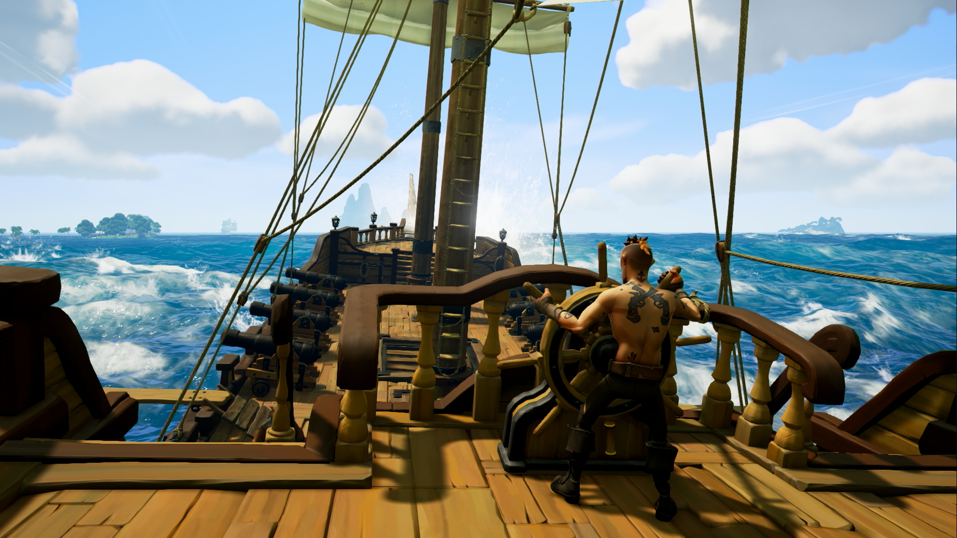 Image result for sea of thieves screenshots
