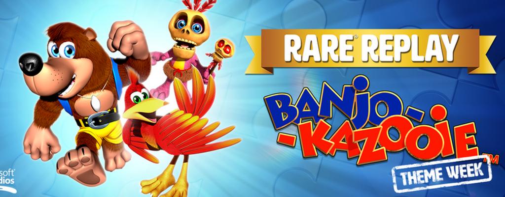 Banjo-Kazooie Week: Early Banjo Concept Art