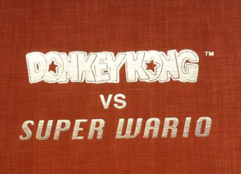 DKC Revealed: Donkey Kong VS Super Wario
