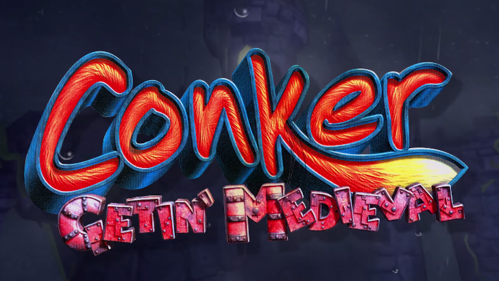 Rare Revealed: Concept Showcase – Conker: Gettin' Medieval