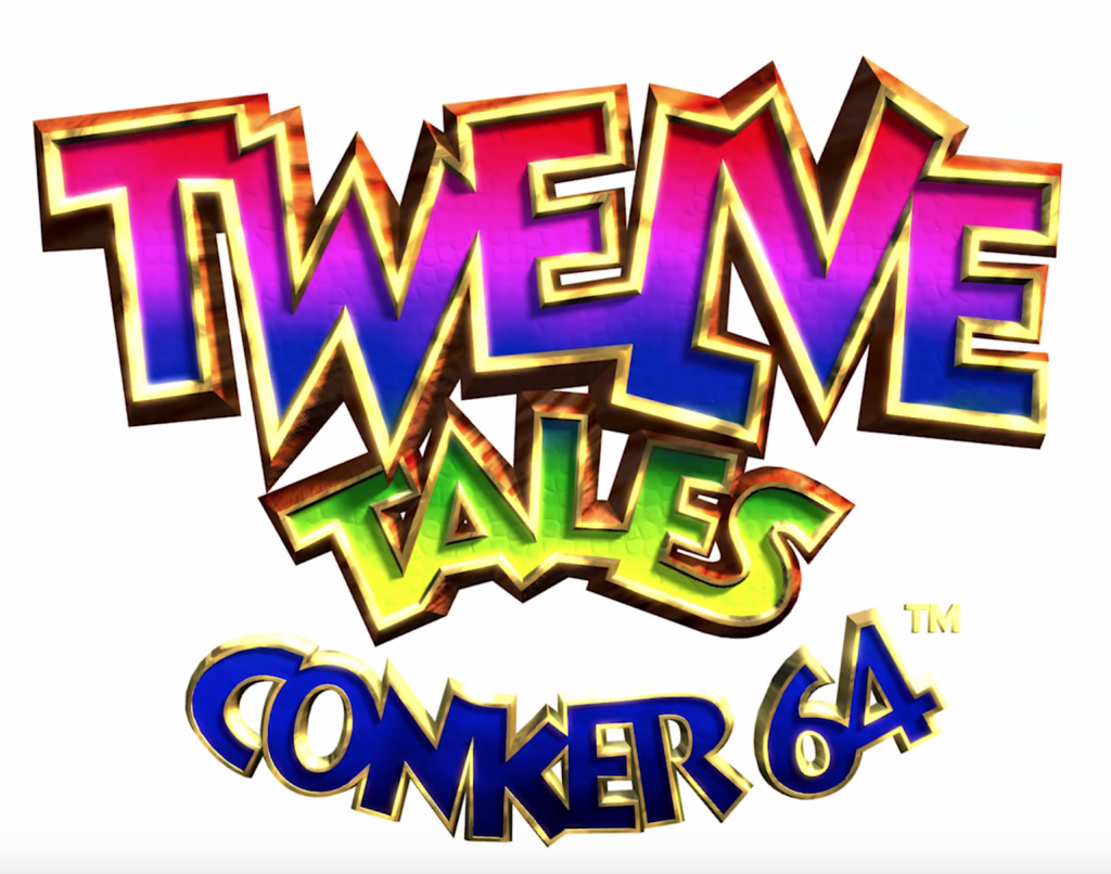 Rare Revealed: A Rare Look at Twelve Tales: Conker 64
