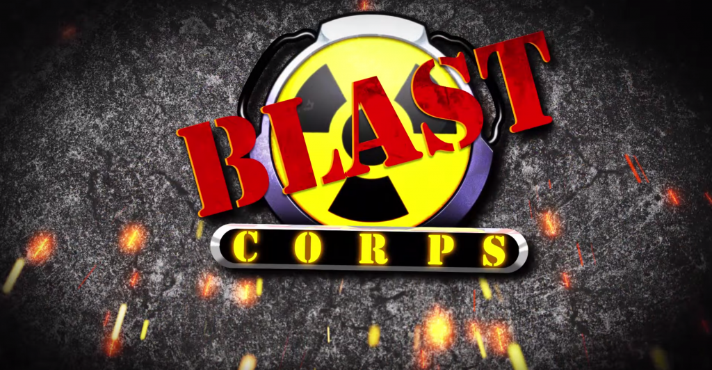 Five Things You Didn't Know About Blast Corps