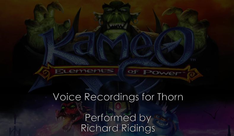 Kameo 10th Anniversary Video – Thorn Voice Recording