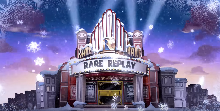 Rare Replay Opening Number: The Festive Rehash