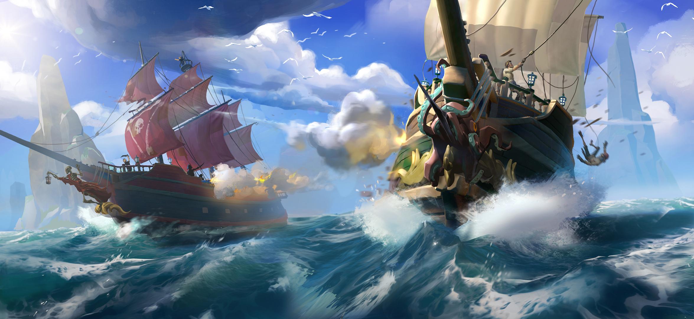 7 WONDERS IN Sea of Thieves | Sea of Thieves Forum