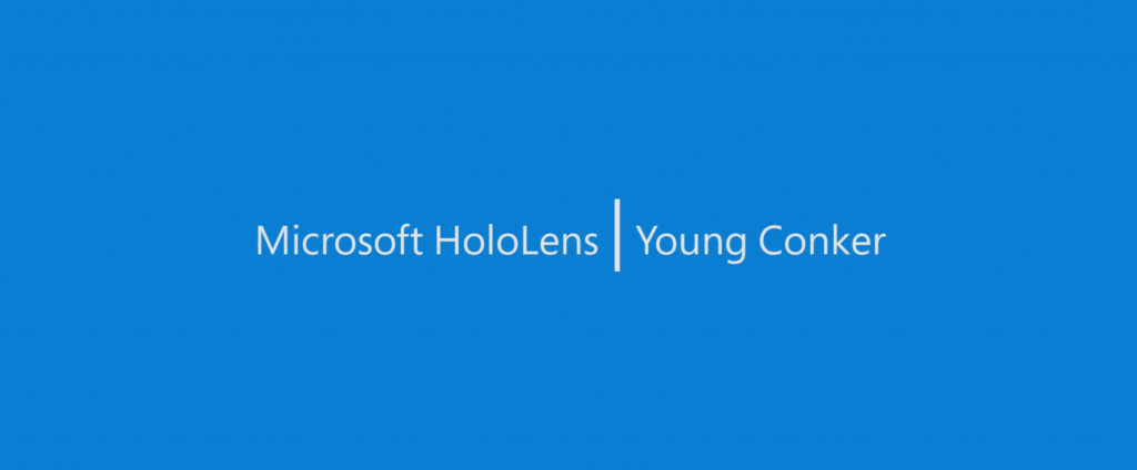 Microsoft HoloLens: Young Conker Revealed