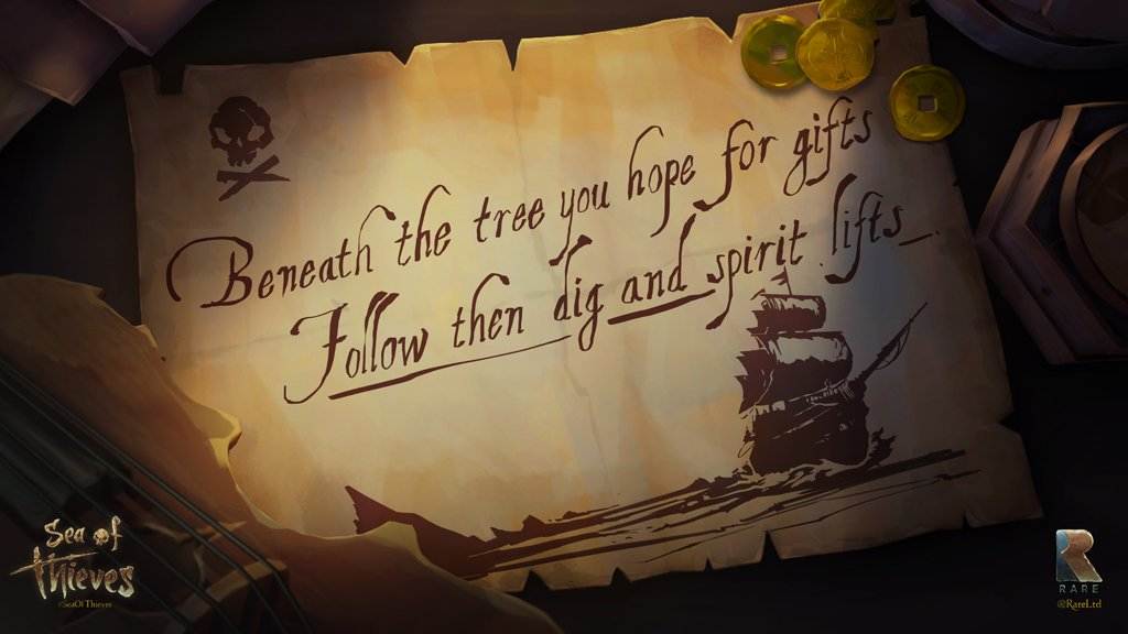 Sea Of Thieves Riddle 02
