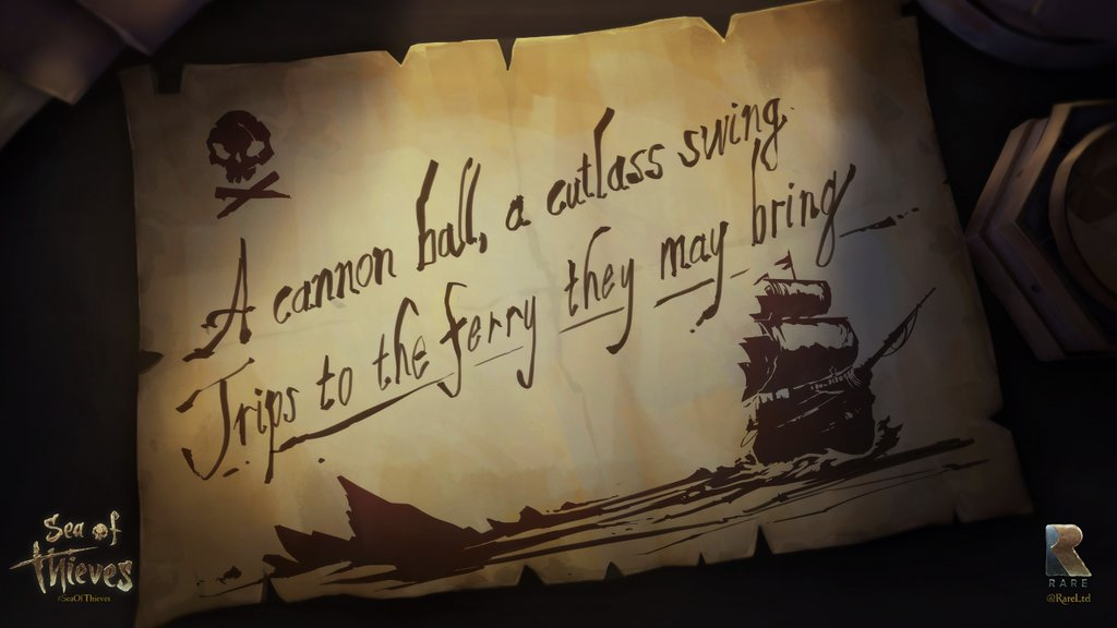 Sea Of Thieves Riddle 04