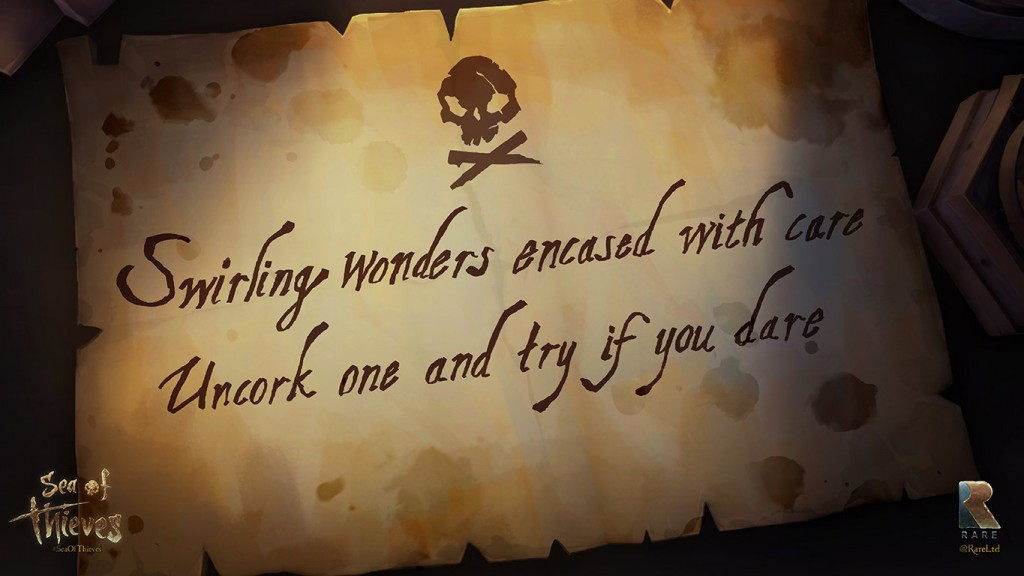 Sea Of Thieves Riddle 05