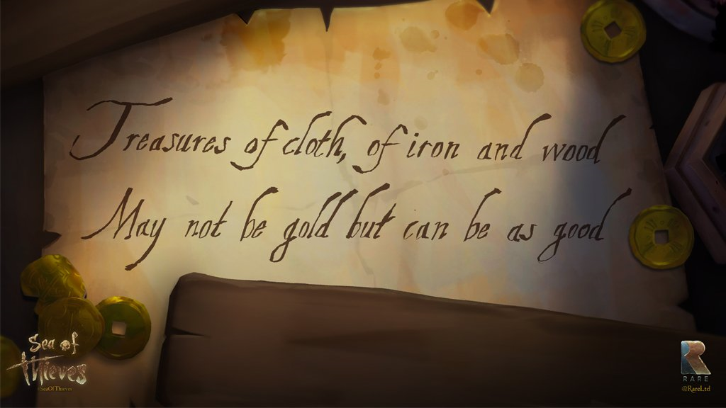 Sea Of Thieves Riddle 06