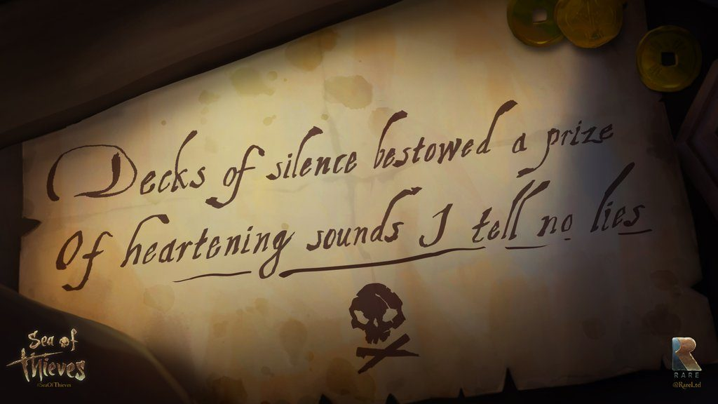 Sea Of Thieves Riddle 07