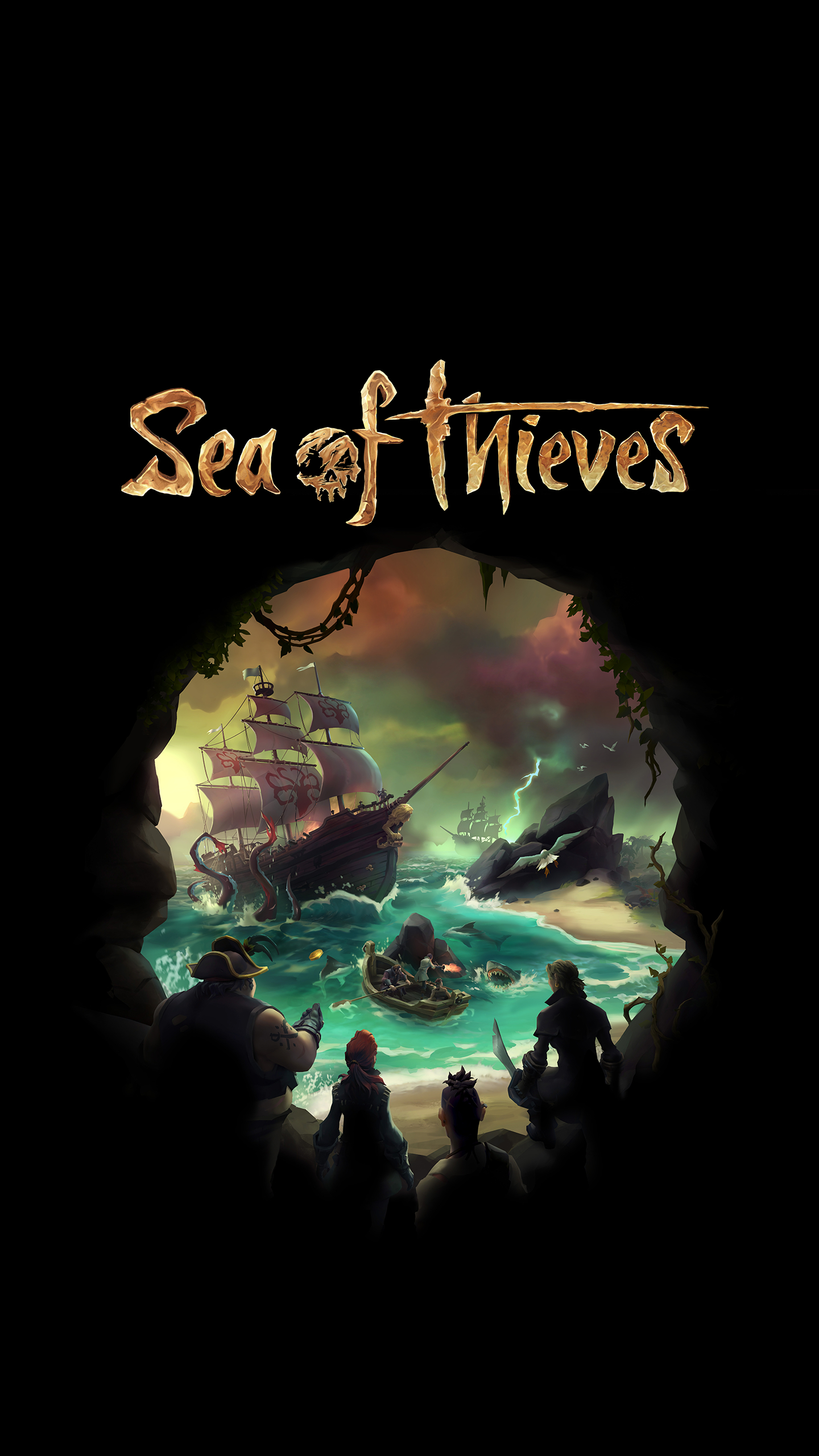sea of thieves � wallpapers � rarefandabase