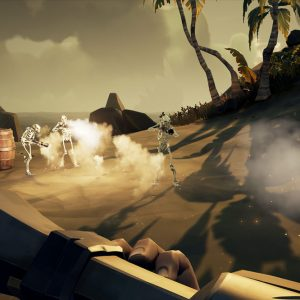 Sea of Thieves Technical Alpha: Update 0.1.1 – Taming New Seas