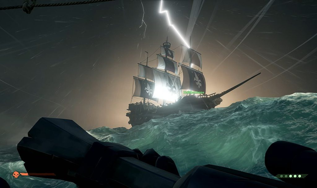 Sea of Thieves Gameplay Walkthrough E3 2017